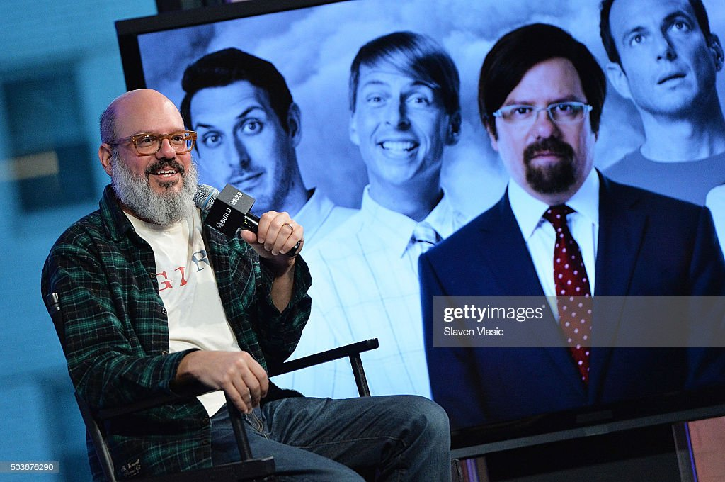"AOL BUILD Series: David Cross, "" Todd Margaret"""