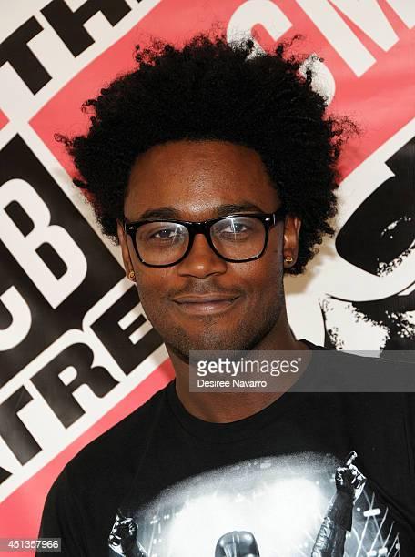 Actor/comedian Echo Kellum attends The 16th Annual Del Close Improv Comedy Marathon at Sun West Studios on June 27 2014 in New York City