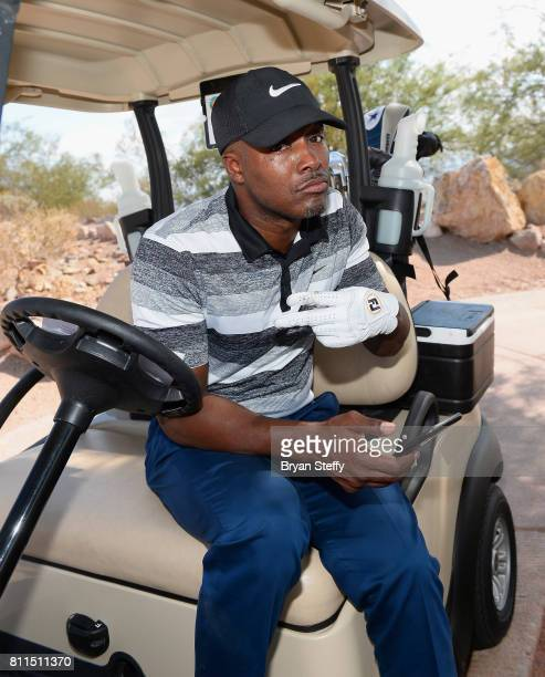 Actor/comedian Flex Alexander attends the Coach Woodson Las Vegas Invitational at Cascata Golf Club on July 9 2017 in Boulder City Nevada
