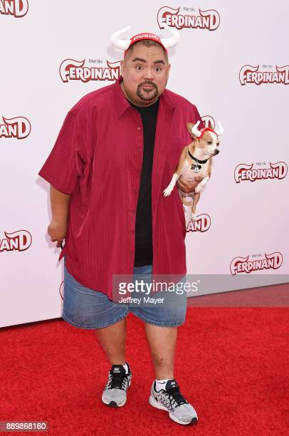 Actor/comedian Gabriel Iglesias at a screening of 20th Century Fox's 'Ferdinand' at the Zanuck Theater at 20th Century Fox Lot on December 10 2017 in...