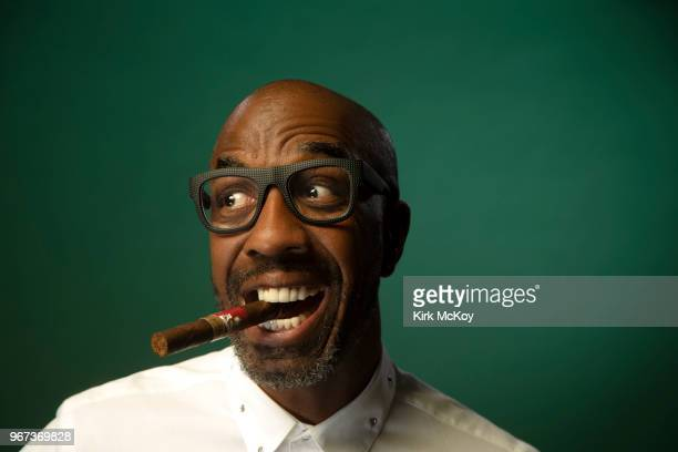 Actor/comedian JB Smoove is photographed for Los Angeles Times on May 17 2018 in Los Angeles California PUBLISHED IMAGE CREDIT MUST READ Kirk...