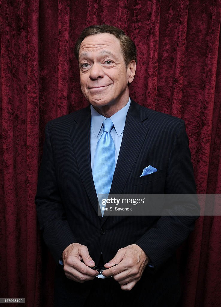 Actor/comedian Joe Piscopo visits the SiriusXM Studios on May 3, 2013 in New York City.