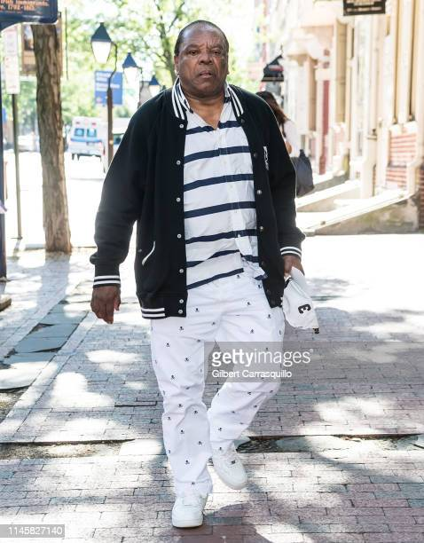 Actor/comedian John Witherspoon is seen arriving to Fox 29's 'Good Day' at FOX 29 Studios on May 24, 2019 in Philadelphia, Pennsylvania.