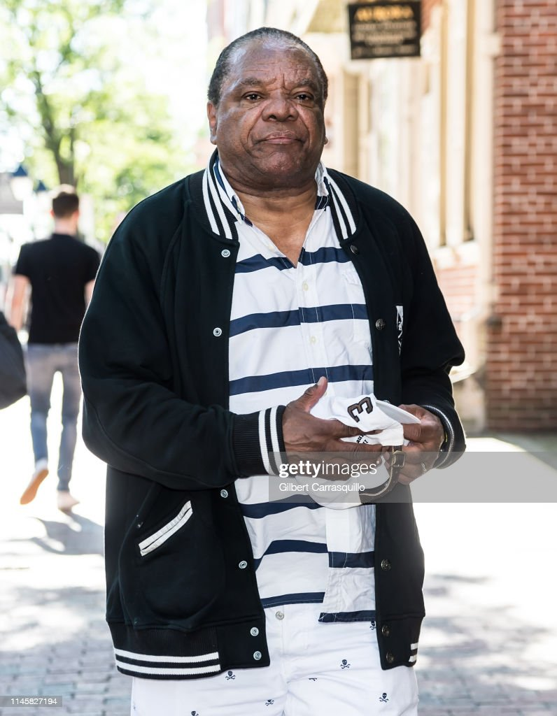 PA: Celebrity Sightings In Philadelphia - May 24, 2019