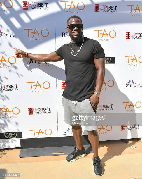 Actor/comedian Kevin Hart attends the HartBeat weekend pool party at Tao Beach at The Venetian Las Vegas on September 2 2017 in Las Vegas Nevada