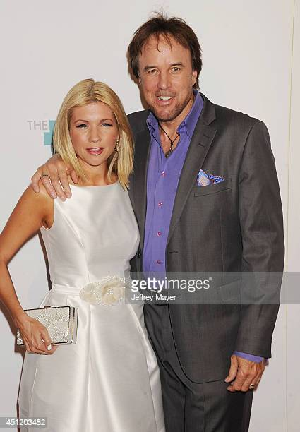 Actor/comedian Kevin Nealon and wife Susan Yeagley attend the 5th Annual Thirst Gala hosted by Jennifer Garner in partnership with Skyo and...