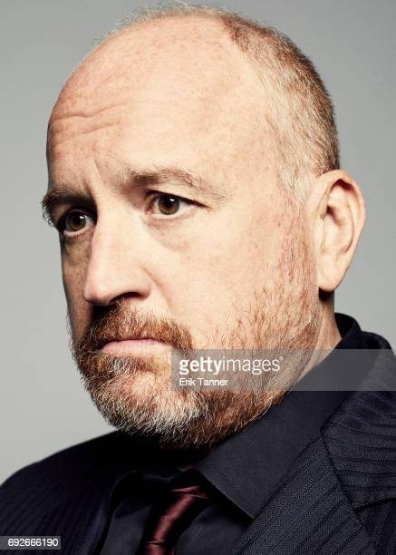 Actor/comedian Louis CK is photographed at the 76th Annual Peabody Awards at Cipriani Wall Street on May 20 2017 in New York City