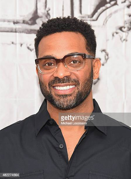Actor/comedian Mike Epps attends the AOL BUILD Speaker Series Presents Survivor's Remorse at AOL Studios in New York on July 29 2015 in New York City