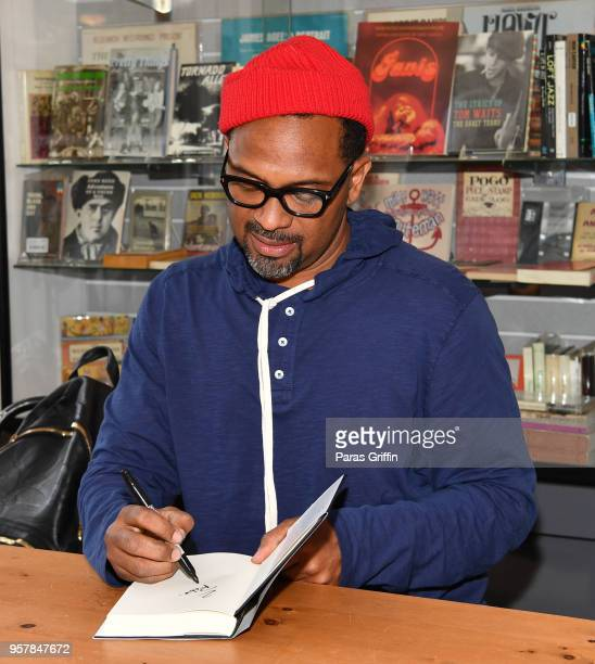 Actor/comedian Mike Epps promotes his latest book Unsuccessful Thug at A Cappella Books on May 12 2018 in Atlanta Georgia