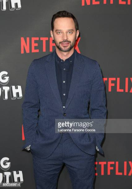 Actor/comedian Nick Kroll attends the premiere of Netflix's 'Big Mouth' at Break Room 86 on September 20 2017 in Los Angeles California