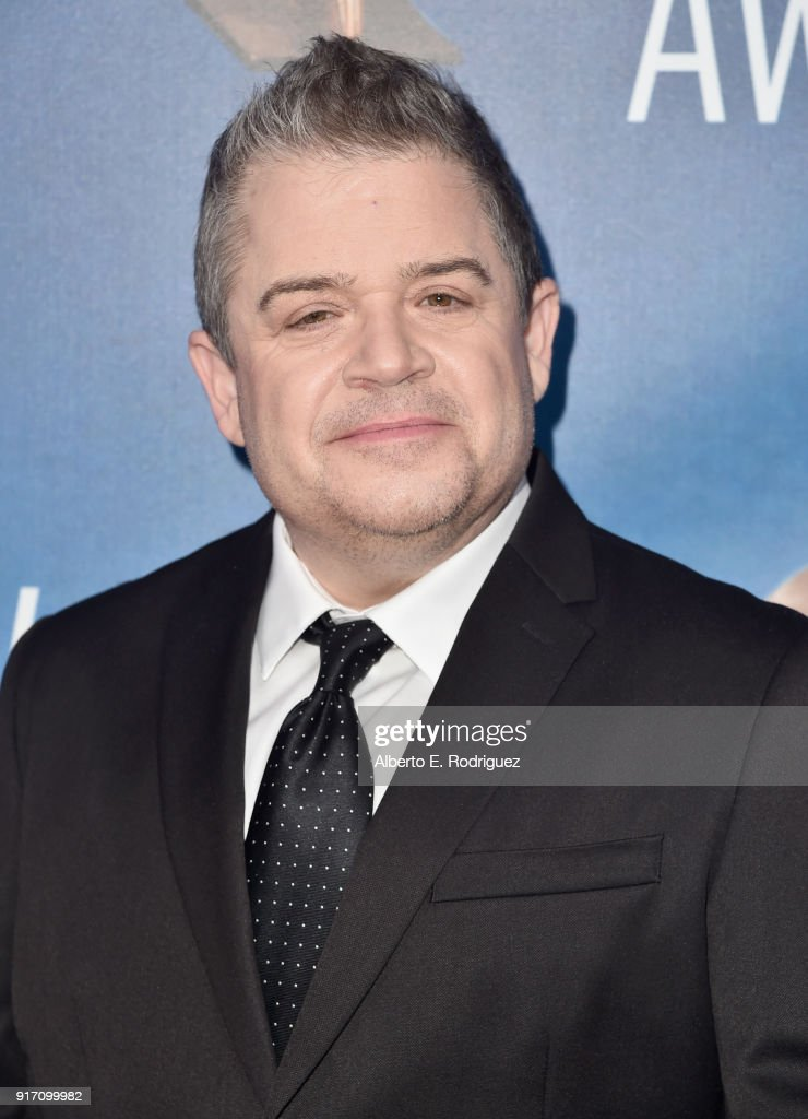 Actor-comedian Patton Oswalt attends the 2018 Writers Guild Awards L.A. Ceremony at The Beverly Hilton Hotel on February 11, 2018 in Beverly Hills, California.