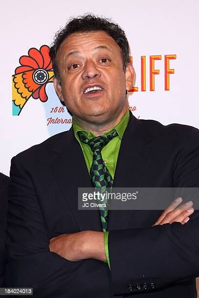 Actor/Comedian Paul Rodriguez attends The 2013 Los Angeles Latino International Film Festival Opening Night Gala Premiere of 'Pablo' at the El...