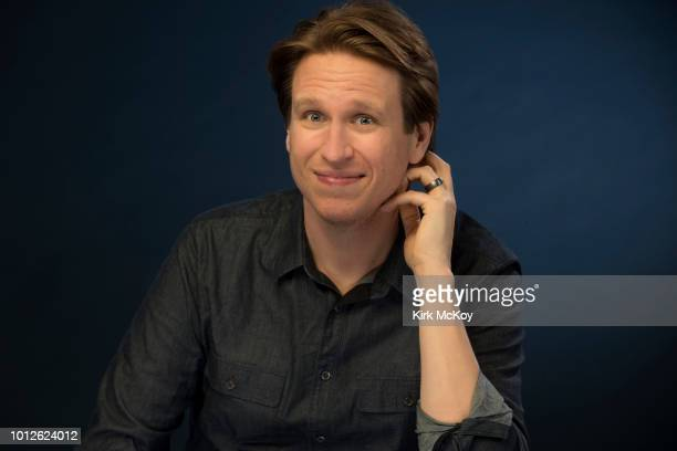 Actor/comedian Pete Holmes is photographed for Los Angeles Times on April 10 2018 in Los Angeles California PUBLISHED IMAGE CREDIT MUST READ Kirk...