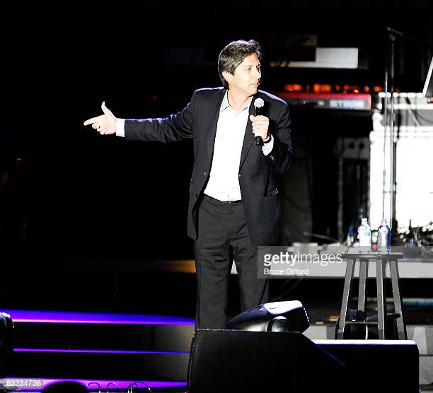 Actor/comedian Ray Romano perform at the 13th annual Andre Agassi Charitable Foundation's Grand Slam for Children benefit concert at the Wynn Las...