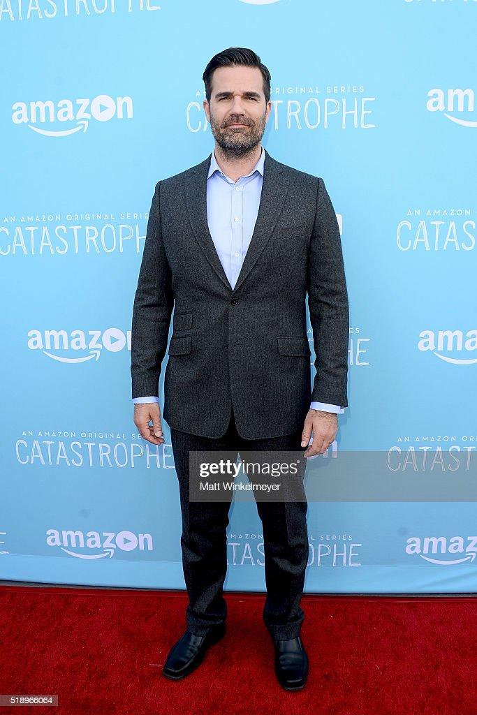 "Screening Of Amazon's ""Catastrophe"" Season 2 - Arrivals"