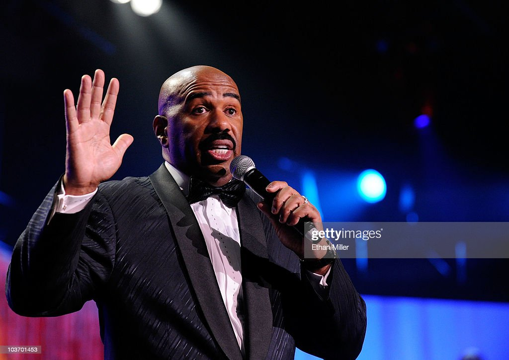 Ford Presents The 8th Annual Hoodie Awards Hosted By Steve Harvey - Inside : News Photo