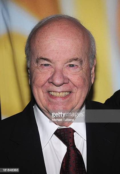 Actor/comedian Tim Conway attends Still LaughIn A Toast To George Schlatter presented by Pepperdine University at Saban Theatre on September 25 2013...