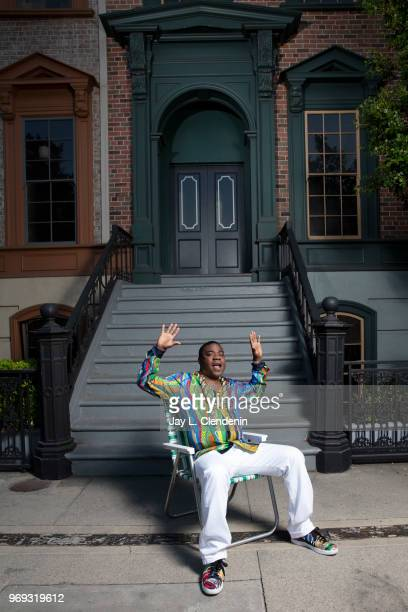 Actor/comedian Tracy Morgan is photographed for Los Angeles Times on April 29 2018 in Burbank California PUBLISHED IMAGE CREDIT MUST READ Jay L...