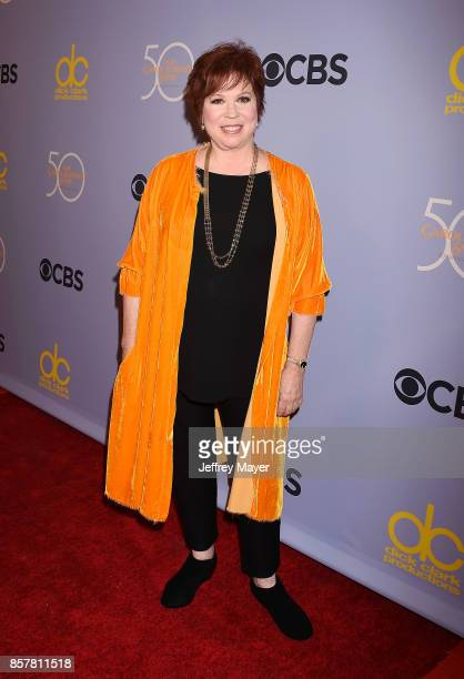 Actorcomedian Vicki Lawrence attends the CBS' 'The Carol Burnett Show 50th Anniversary Special' at CBS Televison City on October 4 2017 in Los...