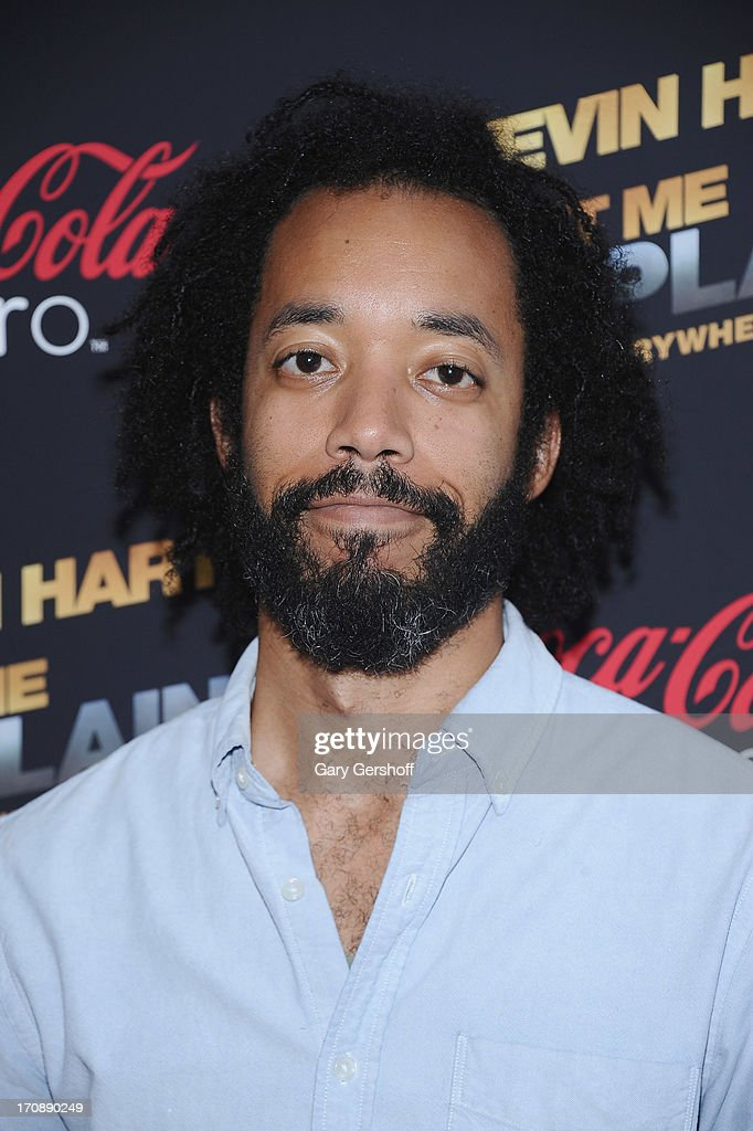 Actor/comedian Wyatt Cenac attends 'Kevin Hart:Let Me Explain' New York Premiere at Regal Cinemas Union Square on June 19, 2013 in New York City.