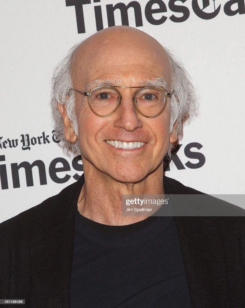 TimesTalks Presents A Conversation With Larry David