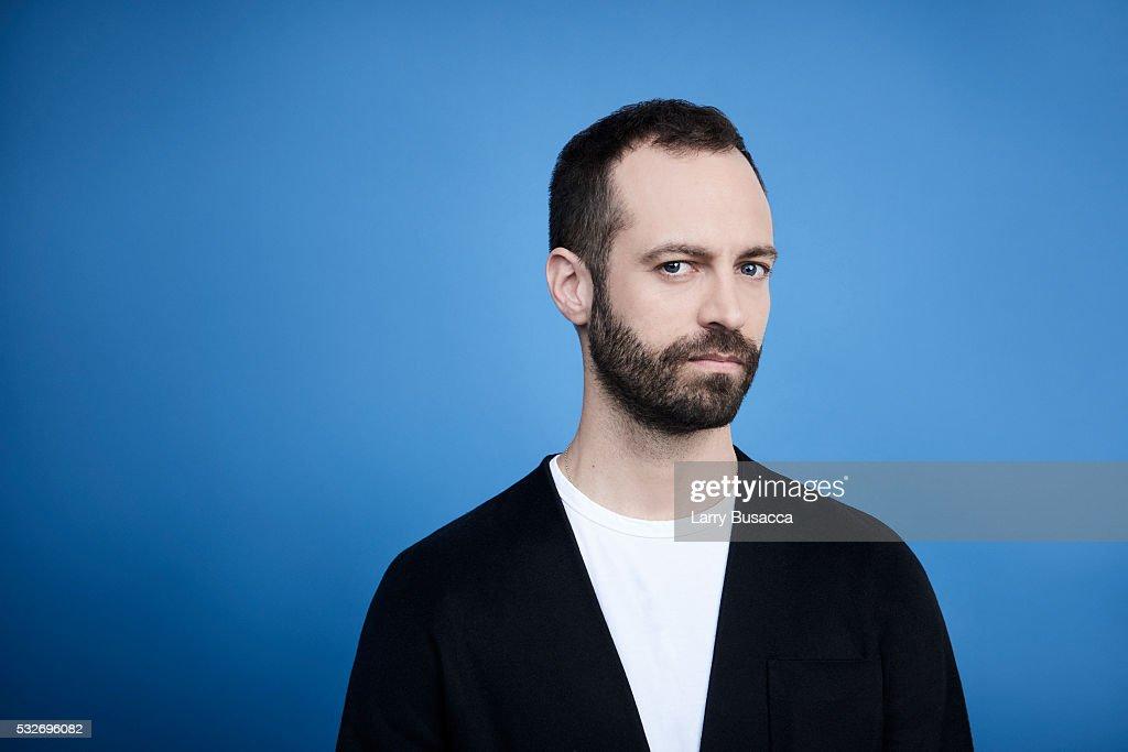 Benjamin Millepied, 2016 Tribeca Portrait Studio, April 18, 2016 : News Photo