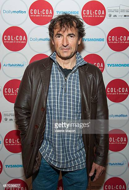 Actor/director Albert Dupontel attends the 18th Annual City Of Lights City Of Angels Film Festival at Directors Guild Of America on April 26 2014 in...