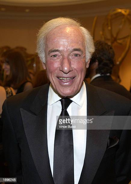 Actor/director and honoree Bud Yorkin attends The Academy of Television Arts and Sciences' 15th Annual Hall of Fame ceremony at the Beverly Hills...