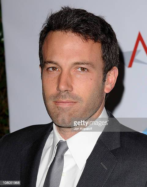 Actor/Director Ben Affleck arrives at the 2011 AFI Awards at The Four Seasons Hotel on January 14, 2011 in Beverly Hills, California.