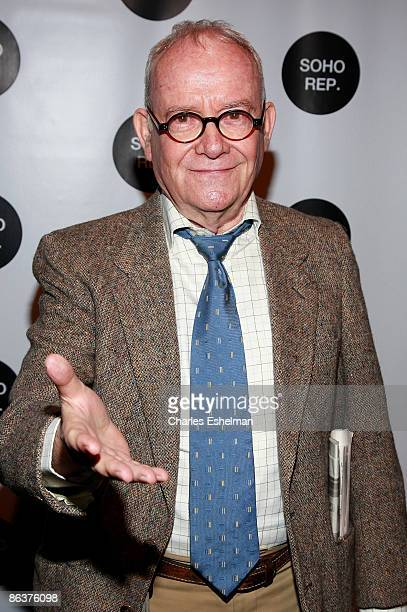 Actor/director Buck Henry attends the 2009 Soho Rep Spring Gala at The Park on May 4 2009 in New York City