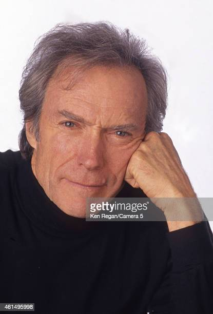 Actor/director Clint Eastwood is photographed in the 1990's in Carmel, California. CREDIT MUST READ: Ken Regan/Camera 5 via Contour by Getty