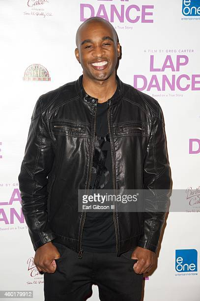 Actor/Director Datari Turner attends the Los Angeles Premiere of the film Lap Dance at ArcLight Cinemas on December 8 2014 in Hollywood California