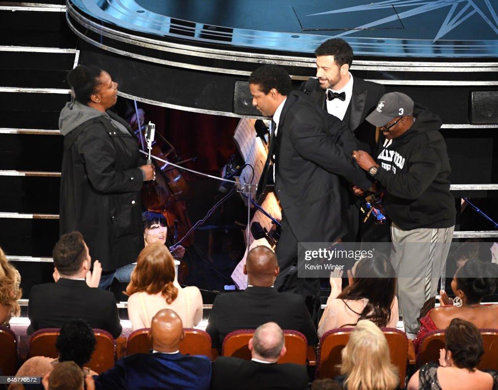 89th Annual Academy Awards - Show : Foto jornalística