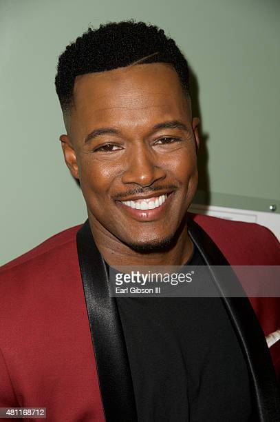 Actor/Director Flex Alexander attends The Comedy Underground Series Vol 3 And 4 at Alex Theatre on July 17 2015 in Glendale California