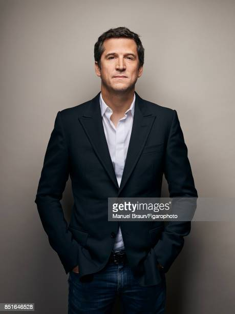 Actor/director Guillaume Canet is photographed for Madame Figaro on June 30 2017 in Paris France PUBLISHED IMAGE CREDIT MUST READ Manuel...