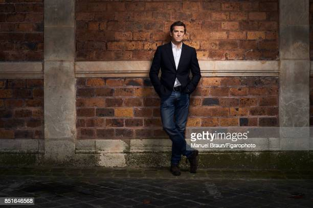Actor/director Guillaume Canet is photographed for Madame Figaro on June 30 2017 in Paris France CREDIT MUST READ Manuel Braun/Figarophoto/by Getty...