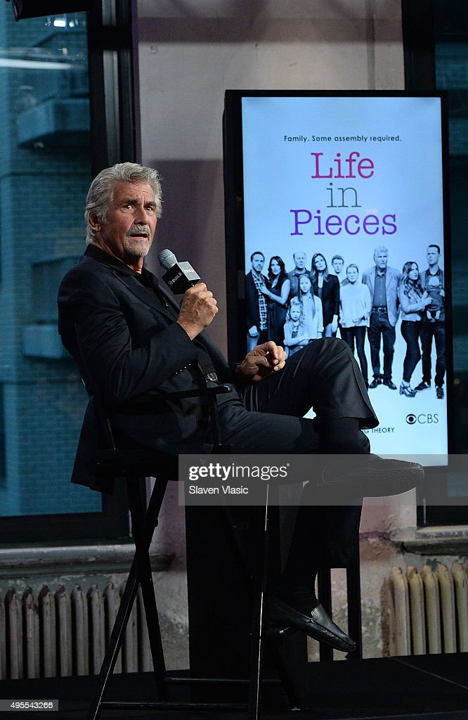 AOL BUILD Presents: James Brolin : Nachrichtenfoto