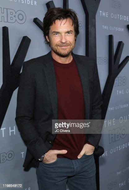 """Actor/Director Jason Bateman attends the premiere of HBO's """"The Outsider"""" at DGA Theater on January 09, 2020 in Los Angeles, California."""