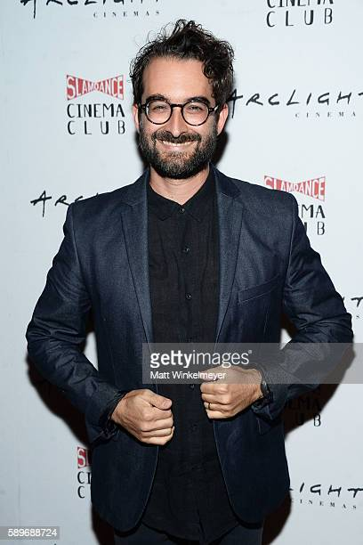 Actor/director Jay Duplass attends the screening of Caterpillar Event Productions' Mad at ArcLight Hollywood on August 14 2016 in Hollywood California