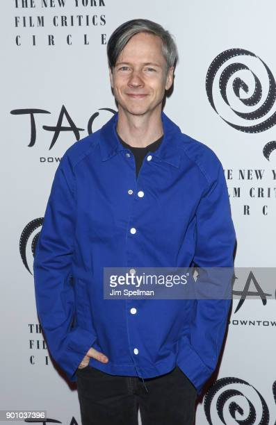 Actor/director John Cameron Mitchell attends the 2017 New York Film Critics Awards at TAO Downtown on January 3 2018 in New York City
