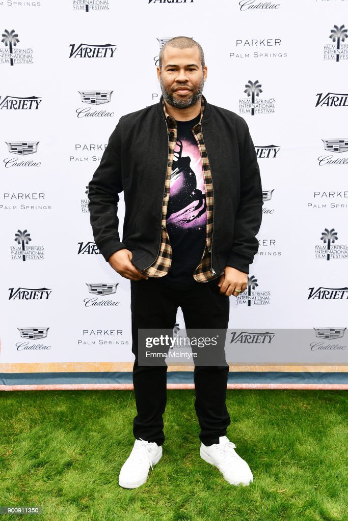 Actor/director Jordan Peele attends the Variety's Creative Impact Awards and 10 Directors to watch at the 29th Annual Palm Springs International Film Festival at Parker Palm Springs on January 3, 2018 in Palm Springs, California.