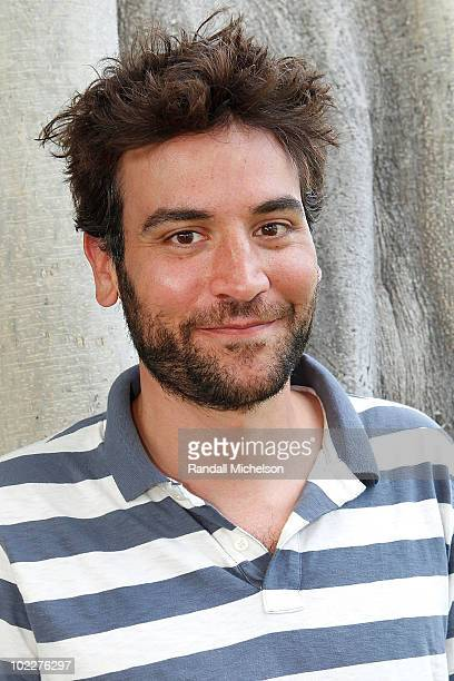 ActorDirector Josh Radnor at the Filmmakers Panel during the Maui Film Festival at Celestial Cinema at the Maui Film Festival on June 19 2010 in...