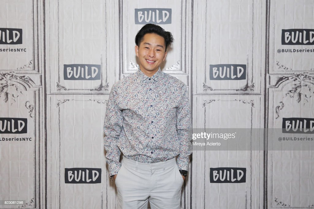 """Build Presents Justin Chon Discussing The New Film """"Gook"""" : News Photo"""