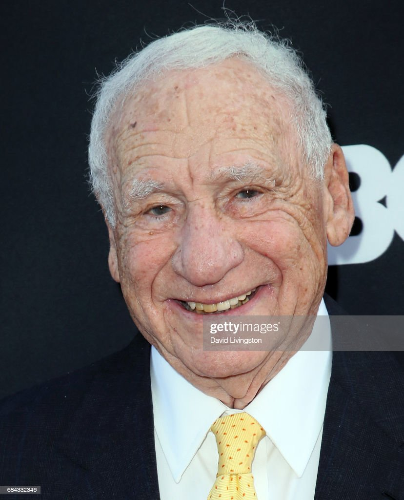 Actor/director Mel Brooks attends the premiere of HBO's 'If You're Not In The Obit, Eat Breakfast' at the Samuel Goldwyn Theater on May 17, 2017 in Beverly Hills, California.