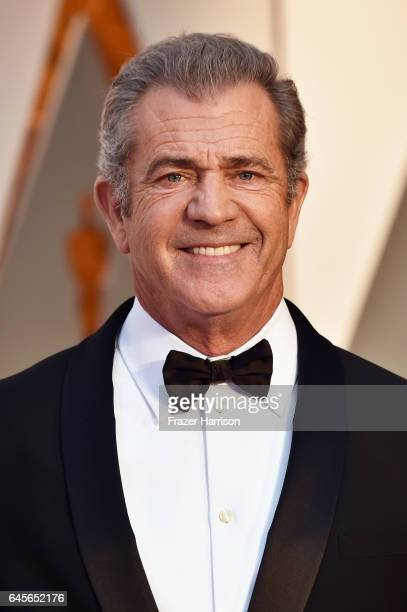 Actor/director Mel Gibson attends the 89th Annual Academy Awards at Hollywood Highland Center on February 26 2017 in Hollywood California