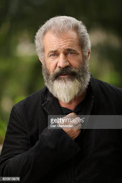 Actor/director Mel Gibson is photographed for USA Today on October 23 2016 in Los Angeles California