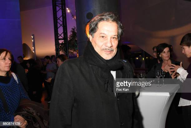 Actor/director Mostefa Djadjam attends 'Fondation Gan Pour Le Cinema 2017' 30th Anniversary Award Ceremony At La Cinematheque In Paris on November 27...