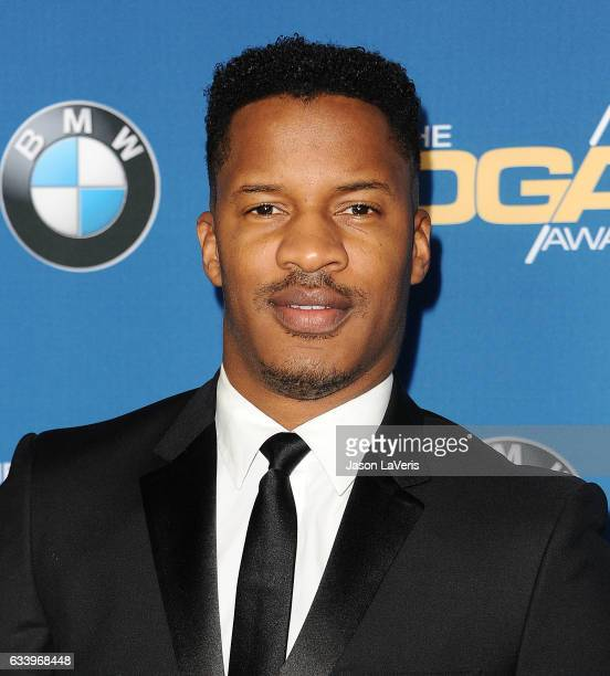 Actor/director Nate Parker attends the 69th annual Directors Guild of America Awards at The Beverly Hilton Hotel on February 4 2017 in Beverly Hills...
