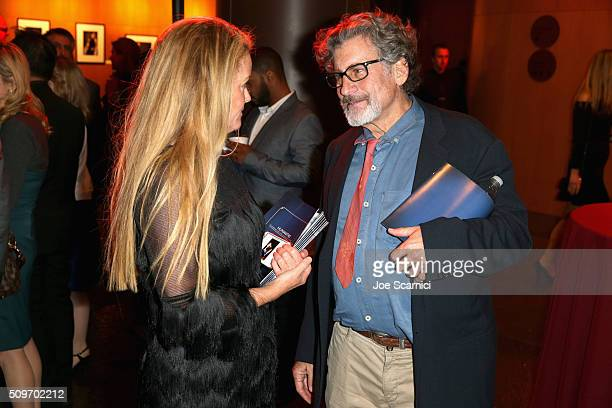 Actor/Director Paul Michael Glaser and Director of Programs for The Humanitas Prize Robyn Murphy after the 41st Humanitas Prize Awards Ceremony at...