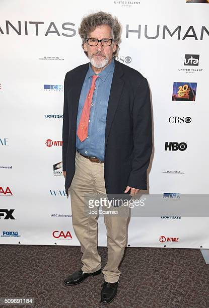 Actor/Director Paul Michael Glaser attends the 41st Humanitas Prize Awards Ceremony at Directors Guild Of America on February 11 2016 in Los Angeles...